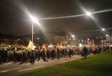 PEGIDA-Begeisterung hält an – über 25.000 demonstrierten am Montag in Dresden