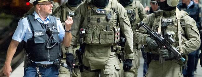 Großrazzia im Frankfurter Bahnhofsviertel: Polizei geht mit 470 Beamten gegen organisierte (Ausländer-)Kriminalität vor