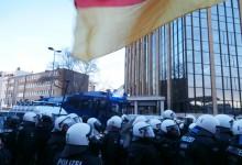 ZUERST! vor Ort: PEGIDA-Demo in Köln – Die Staatsmacht setzt auf Einschüchterung und Eskalation