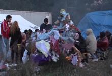 """Griechenland stöhnt unter neuer """"Flüchtlings""""krise: Derzeit 80.000 Migranten im Land – und es werden mehr"""