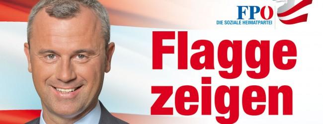"""FPÖ-Präsidentschaftskandidat Hofer exklusiv bei ZUERST!: """"Österreich braucht einen aktiven Präsidenten"""""""