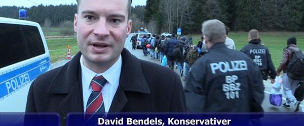 Nach Redeverbot bei AfD-Veranstaltung: David Bendels verläßt die CSU