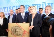 """(Video) """"Patriotischer Frühling"""" – Treffen von Front National, FPÖ und AfD in Wien"""