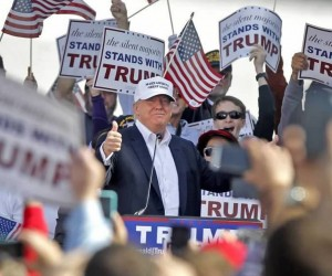 Teurer US-Wahlkampf: Trump will private Gelder zuschießen