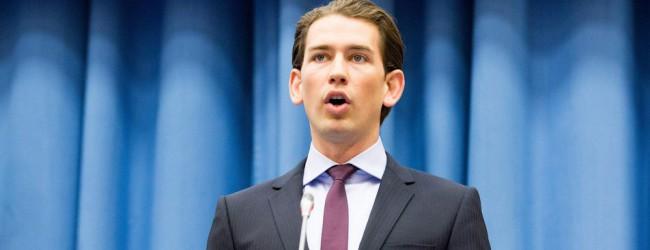 """Vor der österreichischen EU-Ratspräsidentschaft: Kurz bastelt an der """"Achse der Willigen"""""""
