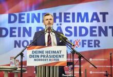 """FPÖ-Hofer im APA-Interview: """"Letztendlich wird sich nach der Wahl vieles anders präsentieren"""""""