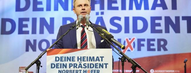 FPÖ stellt Wahlliste vor: Hofer und Kickl auf Platz eins und zwei