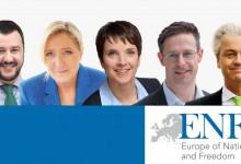 Marine Le Pen in Koblenz: Trump-Wahl war der zweite Schlag für die EU nach dem Brexit