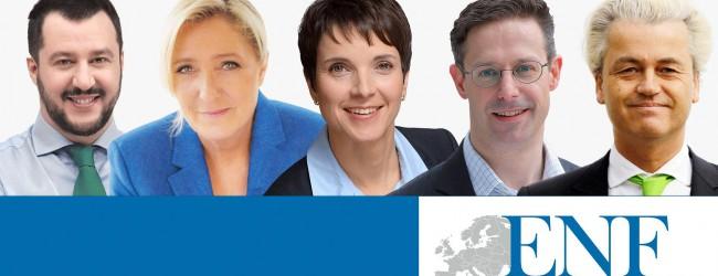 """Patriotenkongreß in Koblenz: AfD tritt EU-skeptischer """"Bewegung für ein Europa der Nationen"""" bei"""