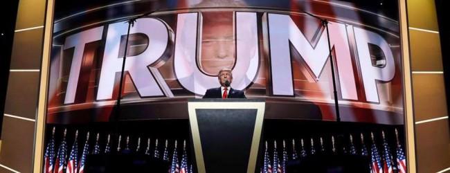 Political correctness: Facebook zensiert Trump-Wahlkampfanzeige wegen NS-Symbol