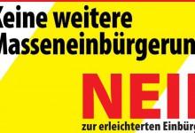 Bald wieder ein Ausländer-Referendum: Schweizer SVP will Zuwanderung begrenzen