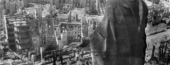 """Erinnerung an die """"Befreiung"""": Katastophenalarm in Hof wegen dreier Fliegerbomben"""