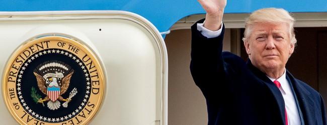 """Washington Post"": Trump schlug Macron ""Frexit"" vor"