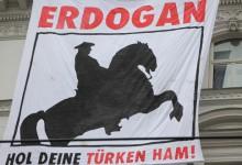 """Prinz Eugen an der türkischen Botschaft in Wien: """"Wir sind die Enkel der Verteidiger Europas"""""""