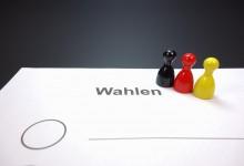 """""""Sonntagsfrage"""": Grünen werden zur stärksten Kraft – Union stürzt ab – FDP und AfD legen zu – SPD weiter im Krisenmodus"""