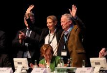 AfD-Bundesparteitag: Spitzenduo Gauland-Weidel führt Partei in den Wahlkampf