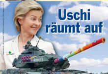 Bundeswehr kommt nicht zur Ruhe: Prozeßauftakt in Sigmaringen – Wachsende Kritik an Ministerin Ursula von der Leyen