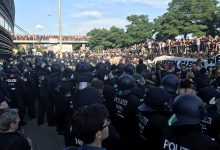 Das Klima wird rauher: Bundesweit Tausende bei Protesten gegen Corona-Maßnahmen