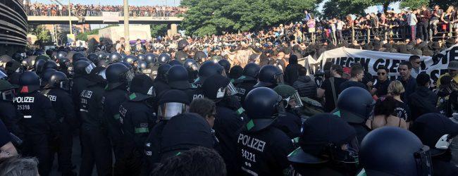 Seit vier Jahren: Angriffe auf Polizisten nehmen massiv zu