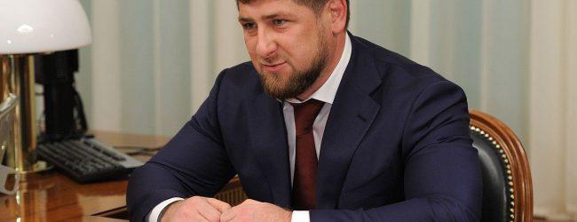 """Tschetschenien-Chef Kadyrow: """"Bei uns gibt es gar keine Schwulen"""""""