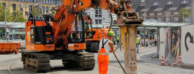 ZUERST! exklusiv: Leere Kassen oder Absicht: Autobahn-Bauarbeiten werden nicht bezahlt