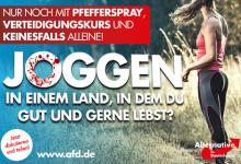 Vergewaltigung einer Joggerin in Leipzig sorgt für Entsetzen und Diskussionen