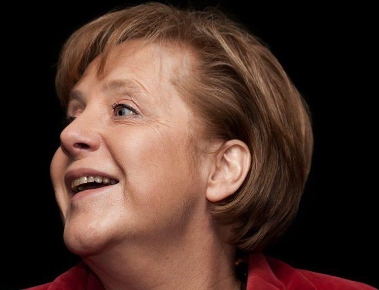 """Die Kanzlerin auf der falschen Veranstaltung: Ein """"unangenehmer Moment"""" für Merkel in Portsmouth"""
