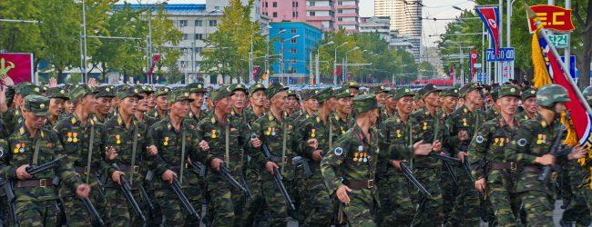 Studie des US-Kongresses: Krieg auf der koreanischen Halbinsel könnte 25 Millionen Menschen betreffen