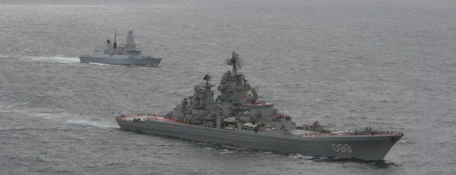 """Neuer Trumpf im Seekrieg: Russische """"Zirkon""""-Hyperschallrakete läßt Gegner alt aussehen"""