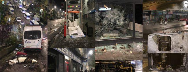 Migranten-Randale in Brüssel: Polizei nimmt 71 Unruhestifter fest – die meisten wieder frei