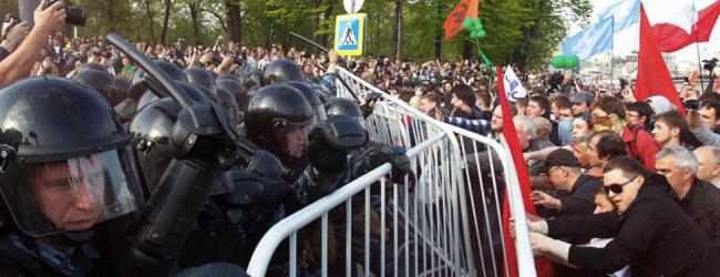 Nach gewalttätigen Angriffen auf Polizisten in Darmstadt: 100 festgenommene Randalierer wieder auf freiem Fuß