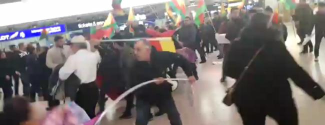 """Ist das """"Der Krieg in unseren Städten""""? Bundesweit Brandanschläge auf türkische Einrichtungen – Stecken kurdische Gruppen dahinter?"""