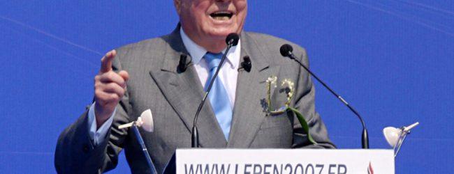 Politischer Neubeginn mit 90: Jean-Marie Le Pen tritt europäischer Rechtspartei APF bei