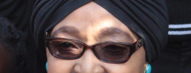Kein Vorbild in Sachen Demokratie: Winnie Mandela starb mit 81 Jahren