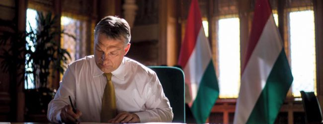 """Orbán solidarisiert sich mit Salvini: """"Kampfgenosse zur Bewahrung des europäischen christlichen Erbes"""""""
