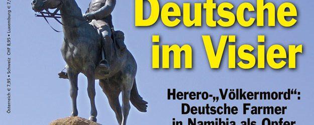 Windhuk: Deutsche Straßennamen sollen verschwinden – Deutsche im Visier staatlicher Repression