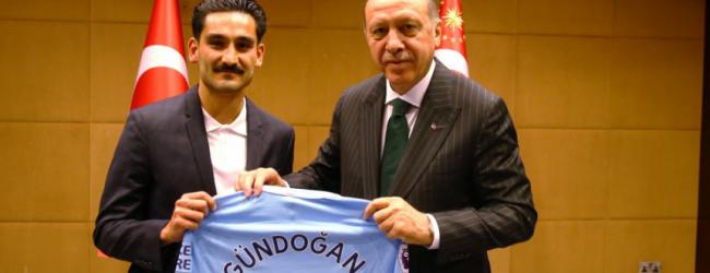 """Eklat um Erdogan-Propaganda durch Özil und Gündogan: """"Das Verhalten dieser beiden Spieler ist dem Multi-Kulti-Klima geschuldet"""""""