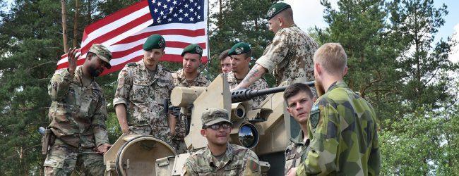 """Gift für die transatlantischen Beziehungen: Trump will """"Nutzungsgebühren"""" für US-Militär"""