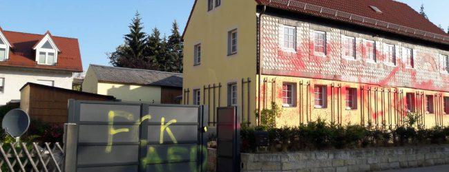 Linksterrorismus: Antifa-Brandanschlag auf Haus und Auto des sächsischen AfD-Landesvorsitzenden Jörg Urban