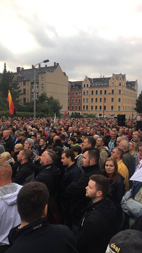 Keine Hetzjagd In Chemnitz