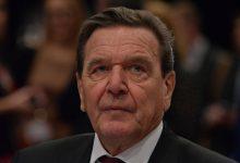 US-Sanktionen gegen Nord Stream 2: Altkanzler Schröder wirft USA Einmischung vor