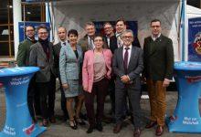 AfD-Nominierungsparteitag: Die ersten 13 Kandidaten für die Wahl zum EU-Parlament stehen fest