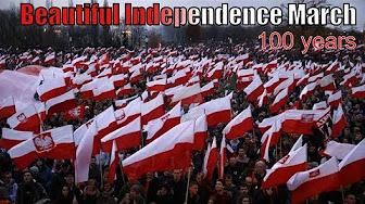 Patriotischer Jubel: Polen gedenkt der Unabhängigkeit vor 100 Jahren – 200.000 Menschen auf der Straße