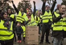 """Nach wenigen Monaten: Den """"Gelbwesten"""" geht die Luft aus"""
