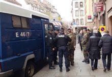 Massenproteste gegen Corona-Verschärfungen: In Frankreich demonstrierten über 200.000