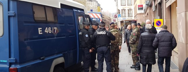 """Islamischer Terroranschlag in Straßburg: Der Täter ist """"Franzose"""" mit nordafrikanischen Wurzeln"""