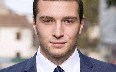 Ein Junger soll es richten: Le Pens Partei kürt 23jährigen zum Spitzenkandidaten für die Europawahl