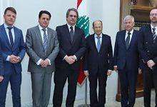 Keine Berührungsängste: Libanons Präsident Aoun empfing europäische Rechte
