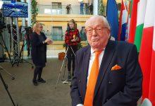 "Jean-Marie Le Pen verläßt das Europaparlament: ""Ich bereue nichts, ich bedaure nichts"""