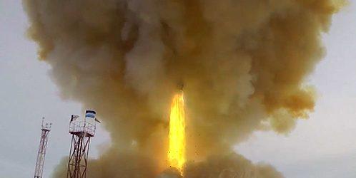 Rußland hat die Nase vorn: Raketentruppen führen Hyperschallwaffen ein